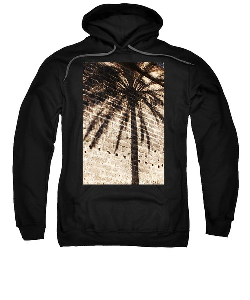 Palm Shadow Sweatshirt