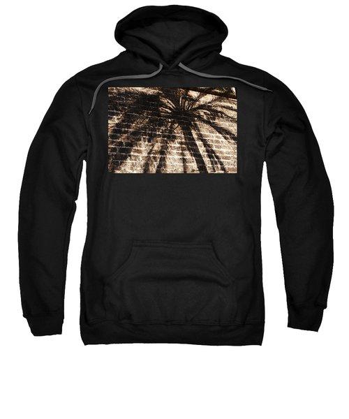 Palm Tree Cup Sweatshirt