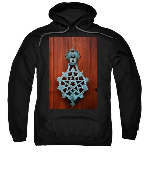 Pentagram Knocker Sweatshirt