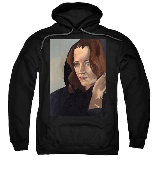 Portrait Of Becca 2 Sweatshirt
