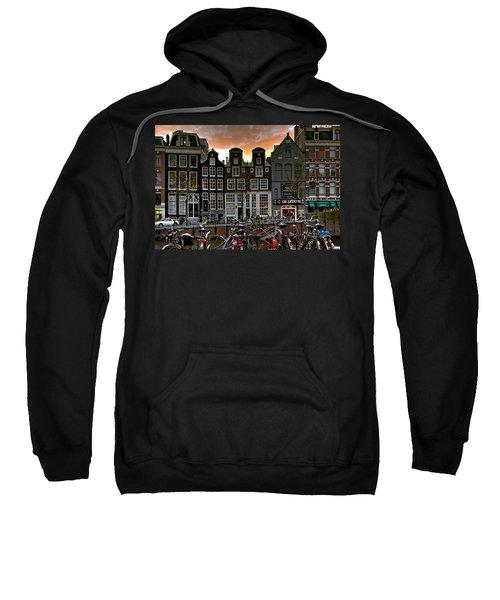 Prinsengracht 458. Amsterdam Sweatshirt