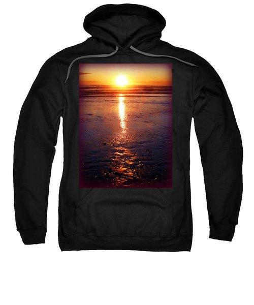 Purple Sunset Sweatshirt