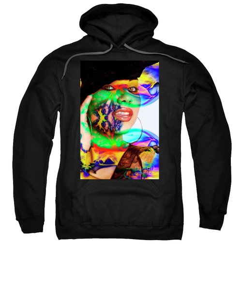 Rainbow Beauty Sweatshirt