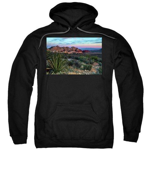 Red Rock Sunset II Sweatshirt
