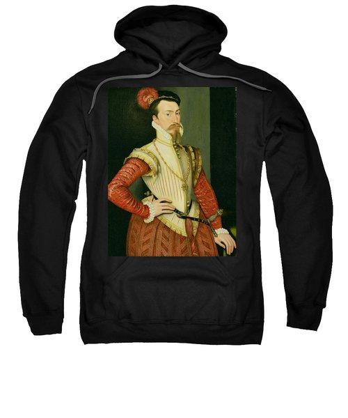 Robert Dudley - 1st Earl Of Leicester Sweatshirt
