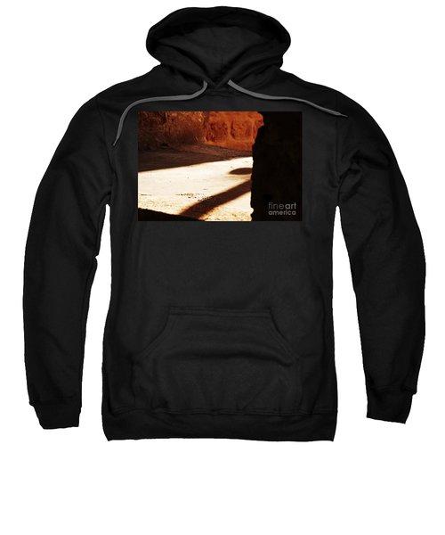 Shadow On The Windows Sweatshirt