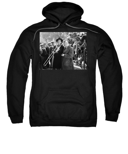 Silent Still: Musicians Sweatshirt by Granger