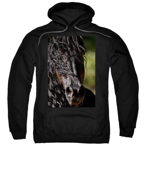 Snorting Good Looks Sweatshirt
