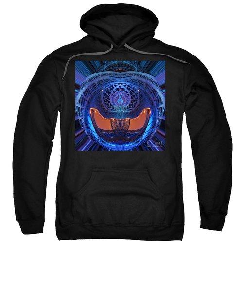 Spirograph Planet Sweatshirt