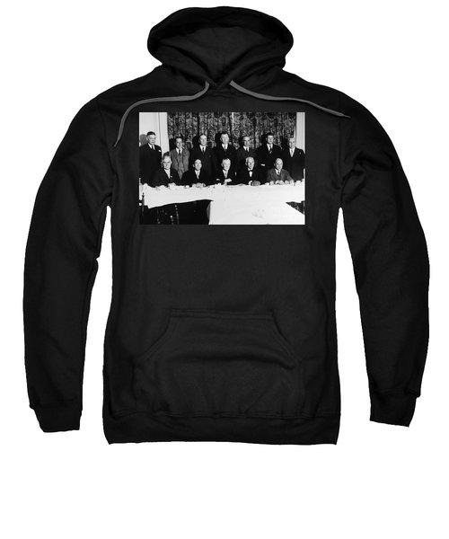 Sports Luncheon, 1930 Sweatshirt by Granger