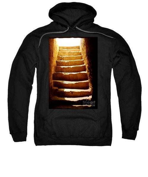Steps To Tomb Sweatshirt