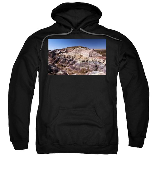 Striped Mountains Sweatshirt