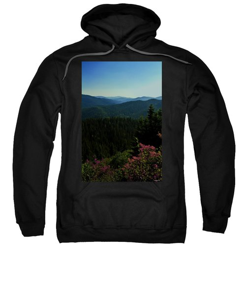 Summer In The Mountains Sweatshirt
