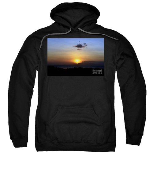 Sunset Upon The Ocean Number Two Sweatshirt