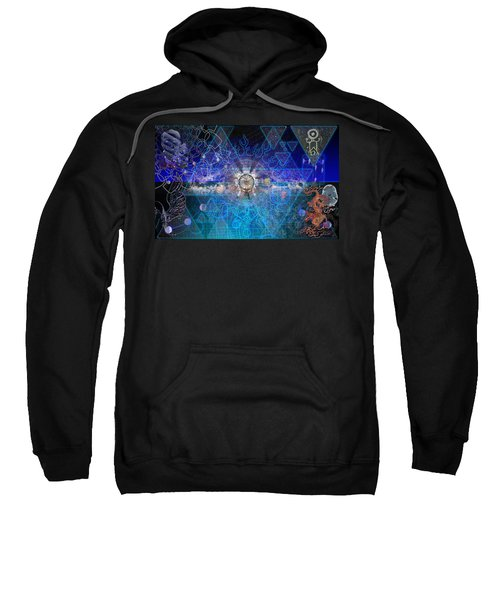 Synesthetic Dreamscape Sweatshirt