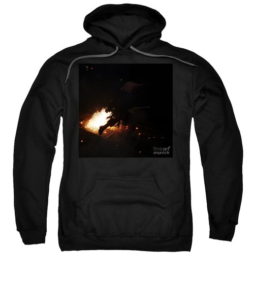 The Devil Of The Stairs Sweatshirt