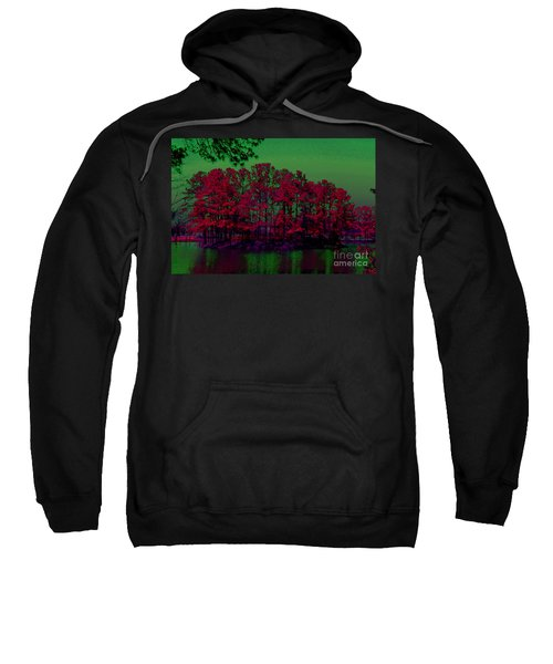The Red Forest Sweatshirt