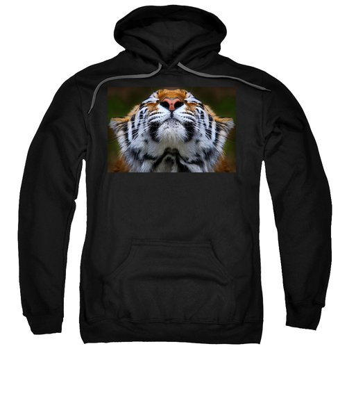 Tiger 1  Sweatshirt
