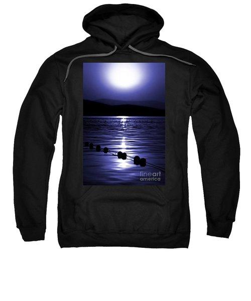 Turkish Sunrise Blue Sweatshirt