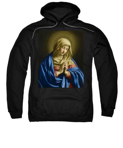 Virgin At Prayer Sweatshirt