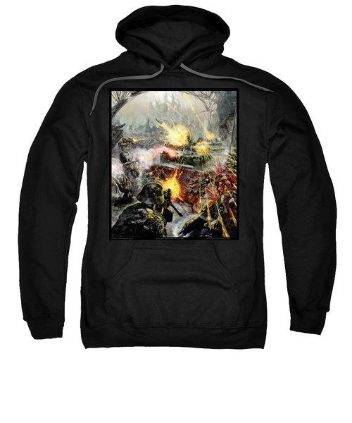 Wars Are Designed To Destroy  Sweatshirt