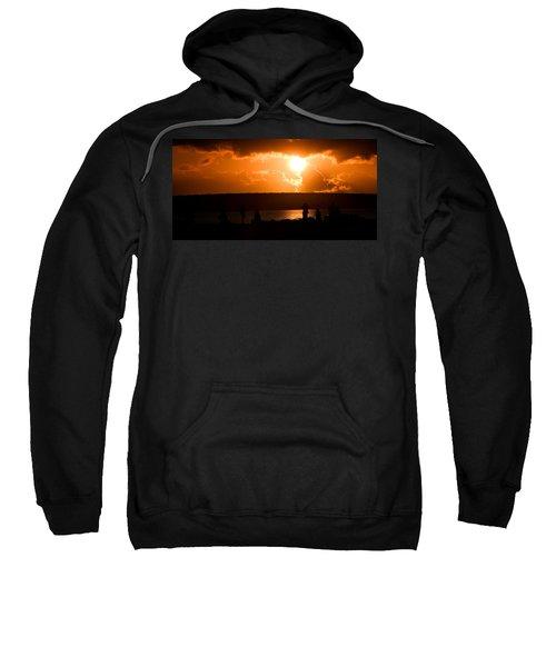 Watching Sunset Sweatshirt