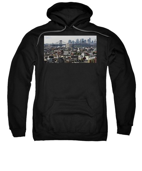 Williamsburg Bridge Sweatshirt