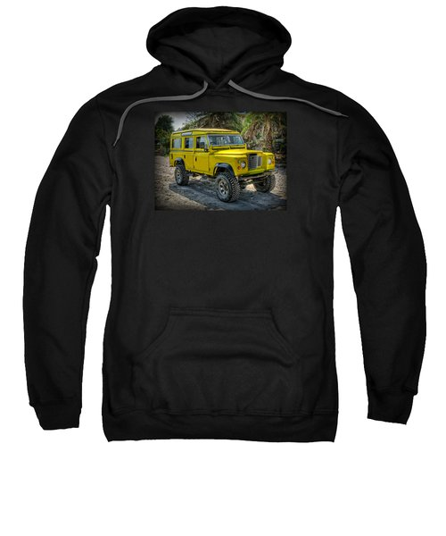 Yellow Jeep Sweatshirt