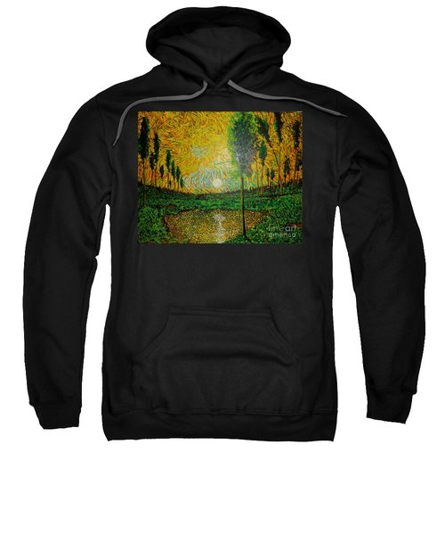 Yellow Pond Sweatshirt