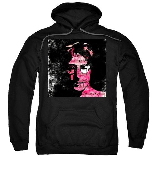 You Say I Am A Dreamer Sweatshirt