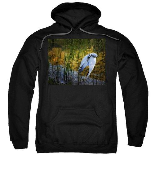 Zen Pond Sweatshirt