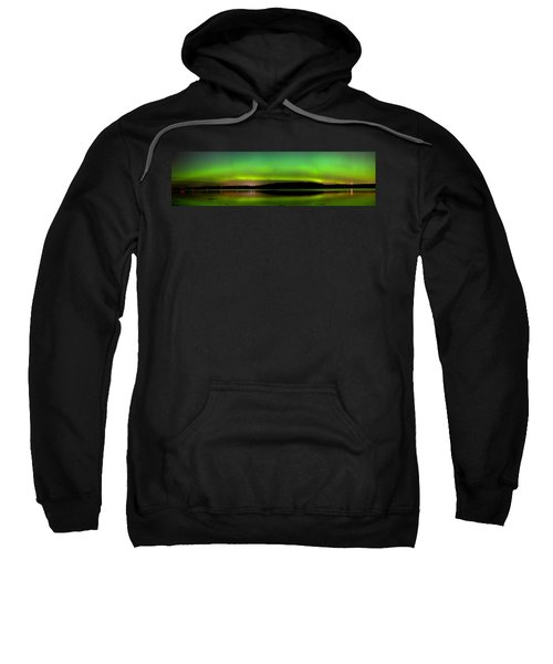 Aurora Over The Beauly Firth Sweatshirt