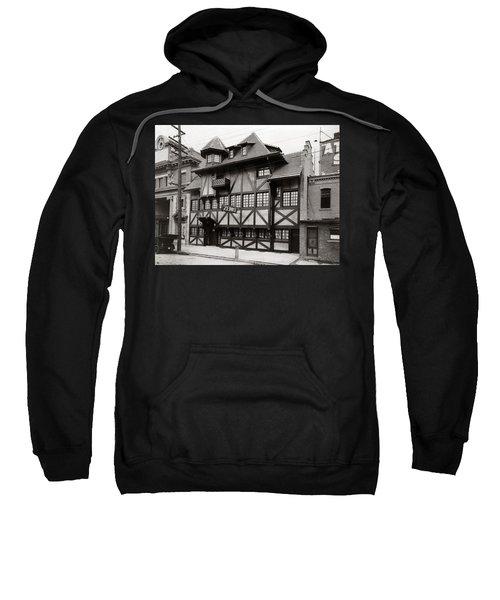 Scranton Pa Zenke's Alt Heidelberg Restaurant Early 1900s Sweatshirt