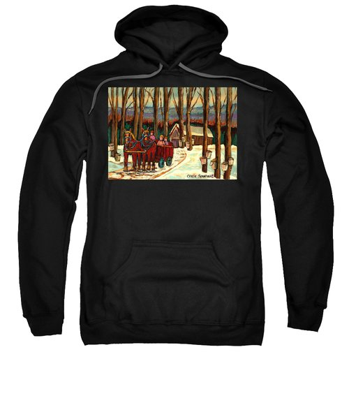 Sugar Shack Sweatshirt