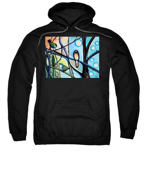 Three Birds Sweatshirt