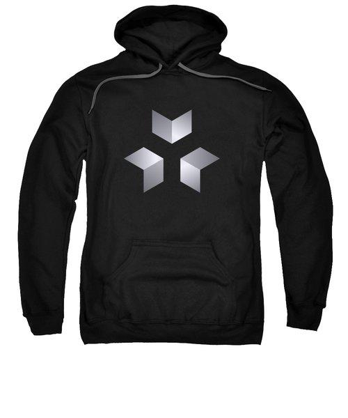 3 Cubes Sweatshirt