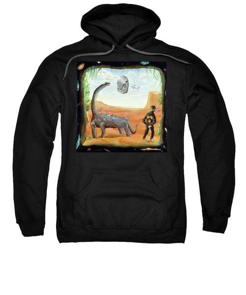 Abiogenesis Sweatshirt