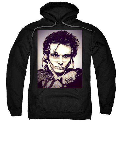 Adam Ant Sweatshirt