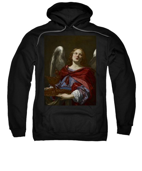 Angels With Attributes Of The Passion Sweatshirt