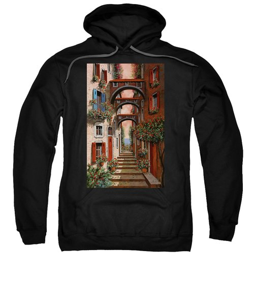 Gli Archetti Rossi Nuovi Sweatshirt