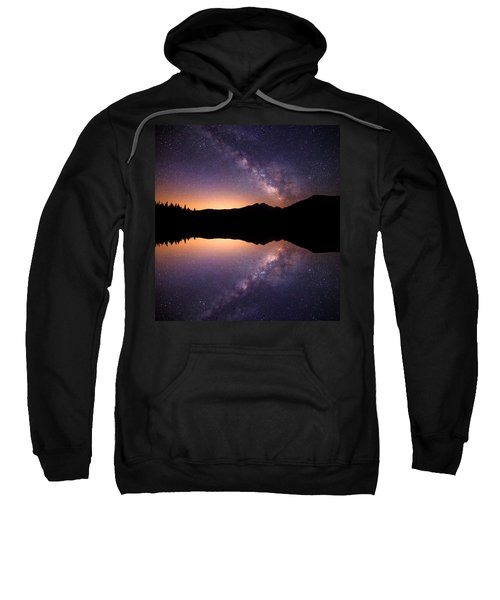 Bear Lake Milky Way Sweatshirt