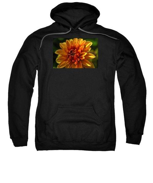 Beautiful Dahlia 4 Sweatshirt
