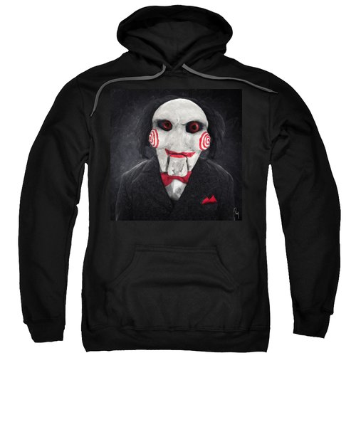Billy The Puppet Sweatshirt