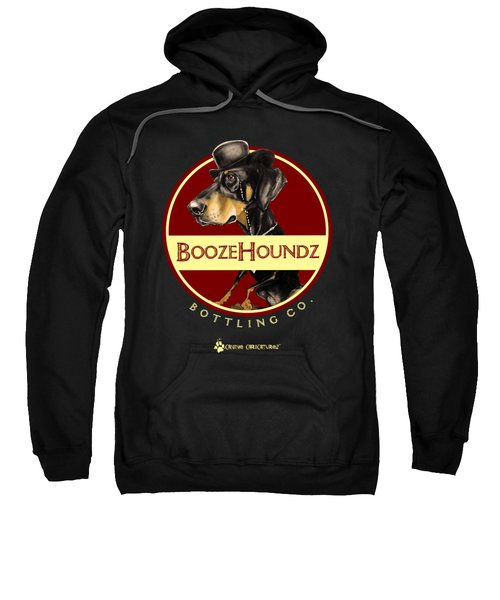 Boozehoundz Bottling Co. Sweatshirt
