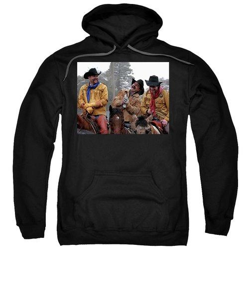 Cowboy Humor Sweatshirt