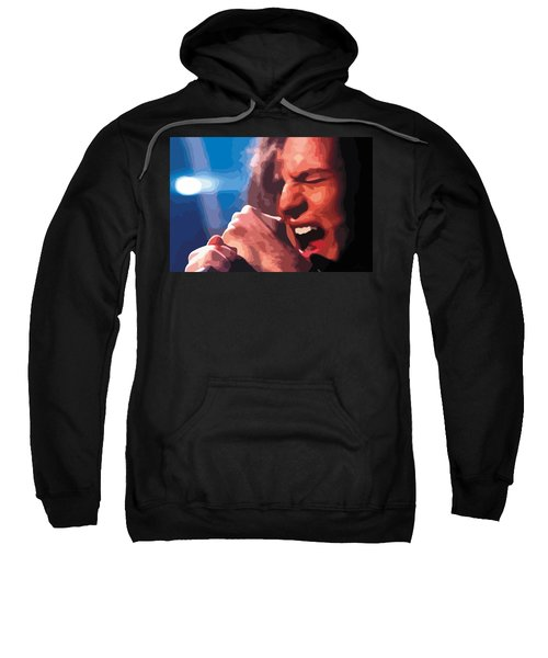 Eddie Vedder Sweatshirt by Gordon Dean II
