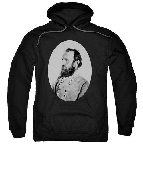 General Thomas Stonewall Jackson Photo Sweatshirt