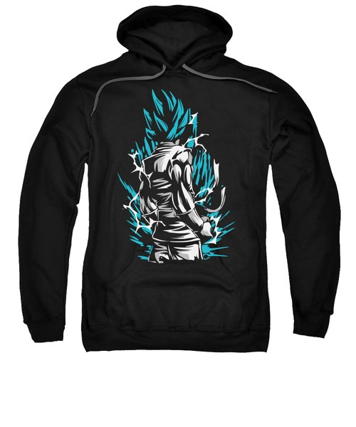 Goku Silluette - Dragon Ball Sweatshirt