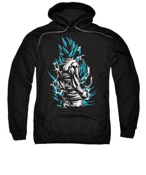Goku Silluette - Dragon Ball Sweatshirt