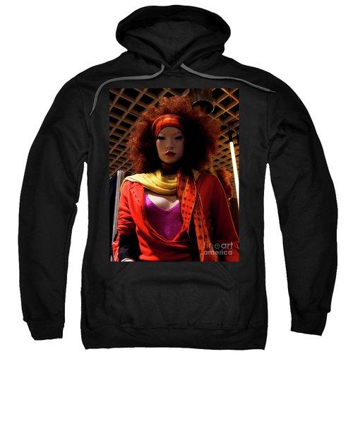 Colored Girl Sweatshirt